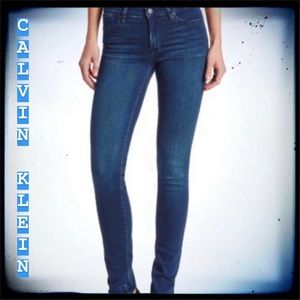 Calvin Klein ultimate skinny jeans denim